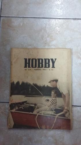 revista hobby n°329 - febrero 1964