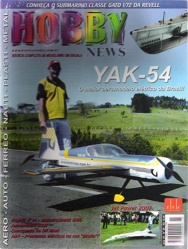 revista hobby news nº 55