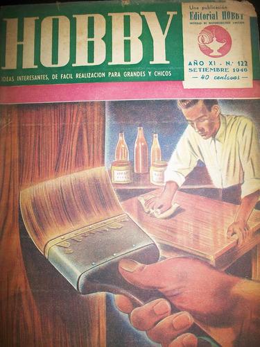 revista hobby nro 122 septiembre 1946