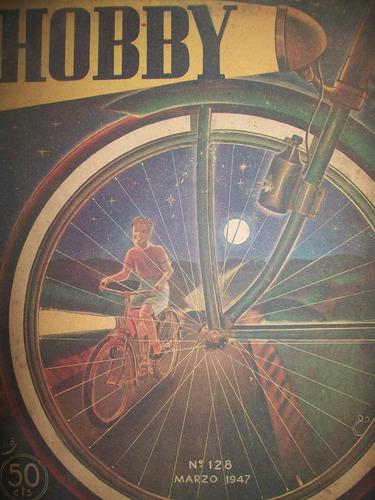 revista hobby nro 128 marzo 1947