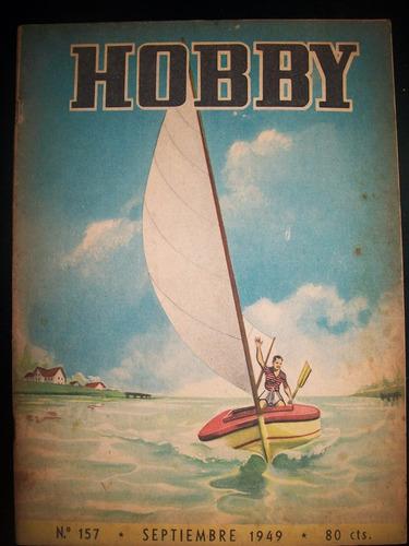 revista hobby nro 157 septiembre 1949