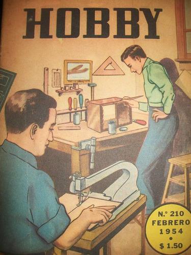 revista hobby nro 210 febrero 1954