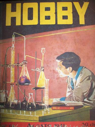 revista hobby nro 61 agosto 1941