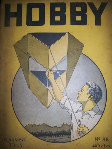 revista hobby nro 88 noviembre 1943