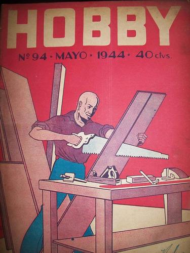 revista hobby nro 94 mayo 1944