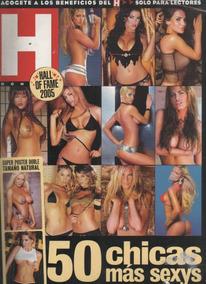 Revista Hombre Las 50 Chicas Mas Sexi Edic Especial 2005