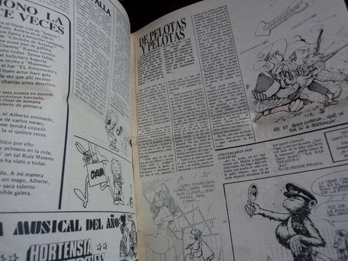 revista hortensia 168 - año 1983