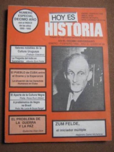 revista hoy es historia numero 55