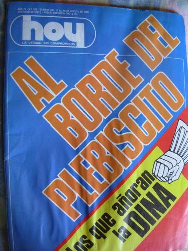 revista hoy nº 160 semana del 13 al 19 de agosto de 1980