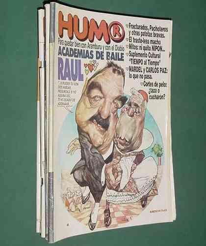 revista humor 118 - 13dic83 rock charly garcia marco denevi