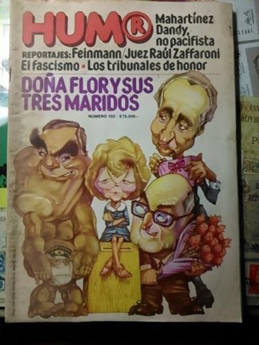 revista humor. n. 102