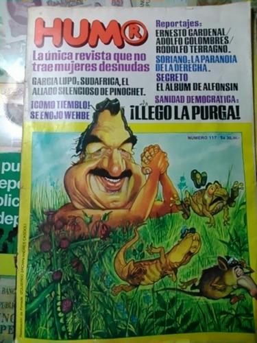revista humor. n. 117