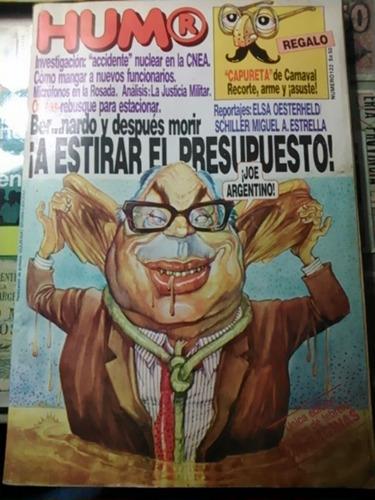 revista humor. n. 122