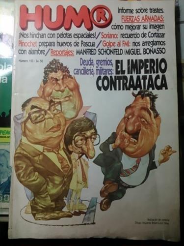 revista humor. n. 123