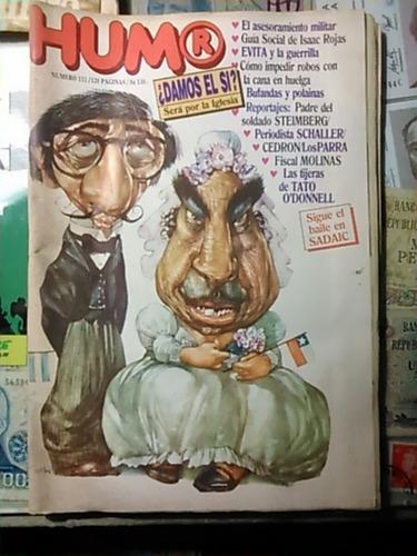 revista humor. n. 133