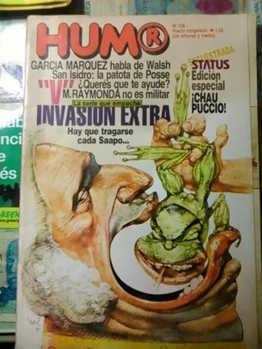 revista humor. n. 158