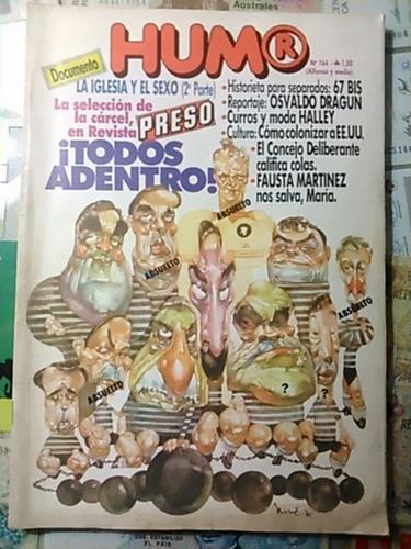 revista humor. n. 164