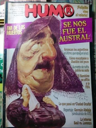 revista humor. n. 207