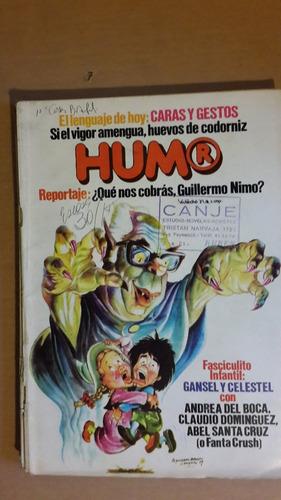 revista humor, nº 21, argentina