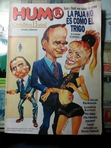 revista humor. n. 290