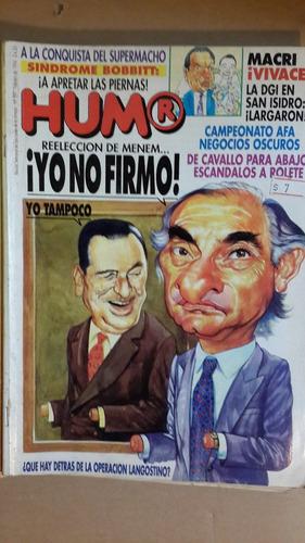 revista humor, nº 397,  argentina