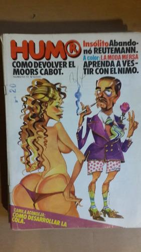 revista humor, nº 70,  argentina