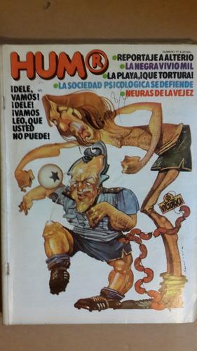 revista humor, nº 77,  argentina