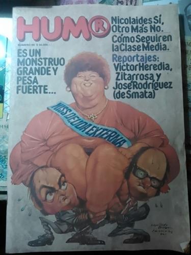 revista humor. n. 88