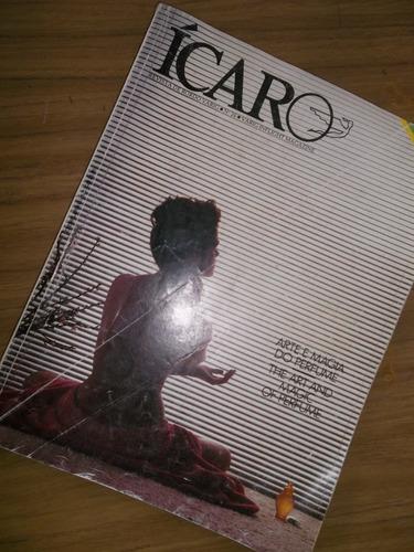 revista ícaro revista de bordo varig en portugue n 26 año 86