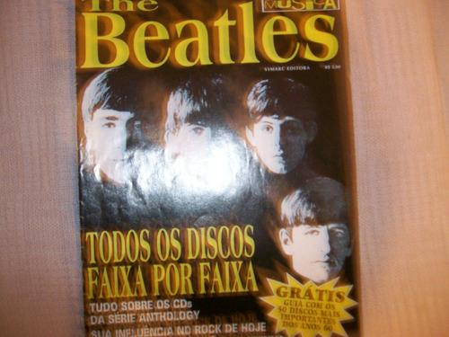 **revista ídolos da musica **especial sobre beatles**