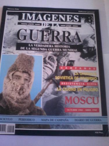 revista imagenes de la guerra 8 moscu