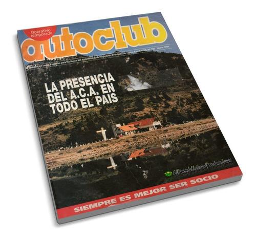 revista impresa » autoclub » año xxxvii » enero 1998