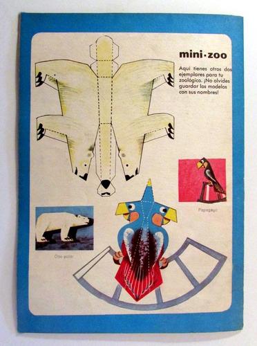 revista infantil enanito