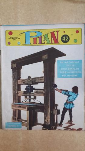 revista infantil pilan, nº 42, mayo 1970