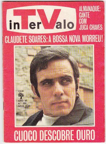 revista intervalo nº 284 - 1968