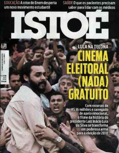 revista istoé n. 2083 - 14/out/2009