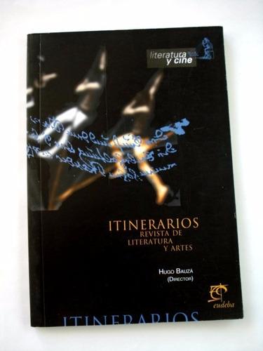revista itinerarios. literatura y cine. hugo bauzá - l02