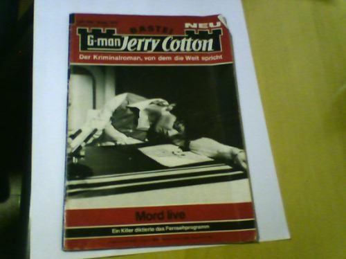 revista jerry cotton nº1612