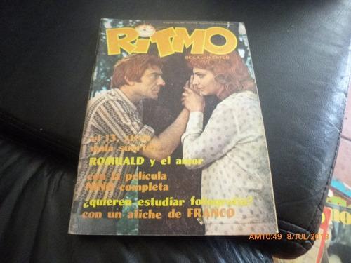 revista juvenil ritmo  nº 393 nino y bianca -(w125