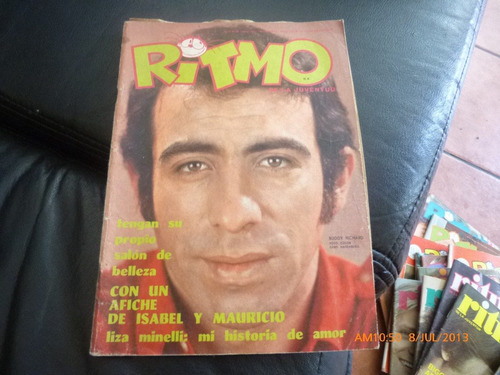 revista juvenil ritmo  nº  399 buddy richard (417