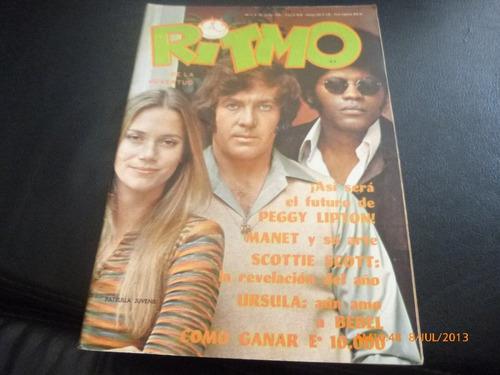 revista juvenil ritmo  nº 404 patrulla juvenil --(w187
