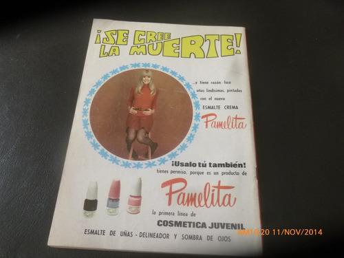 revista juvenil ritmo n°163--salvatore adamo (w123