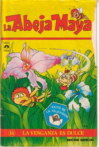 revista la abeja maya nº 14  - editorial pincel