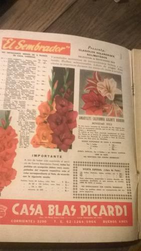 revista  la chacra   julio, 1953