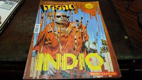 revista la mano numero 57 indio rumbo a la plata