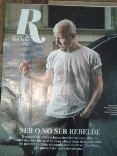 revista la nacion. varios números 2013/14