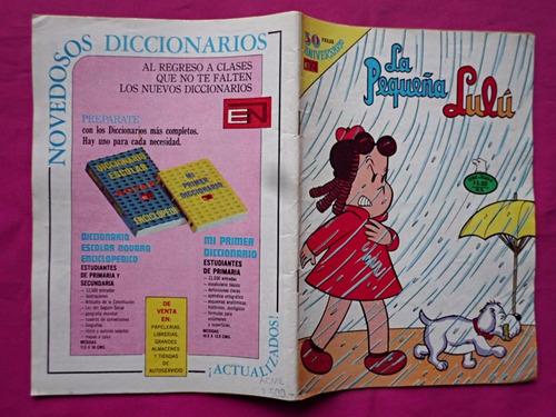 revista la pequeña lulu nº 2 547 serie aguila ed novaro 1980