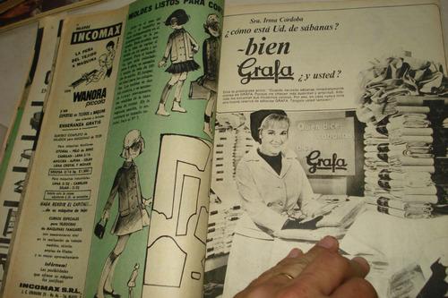 revista labores julho 1966