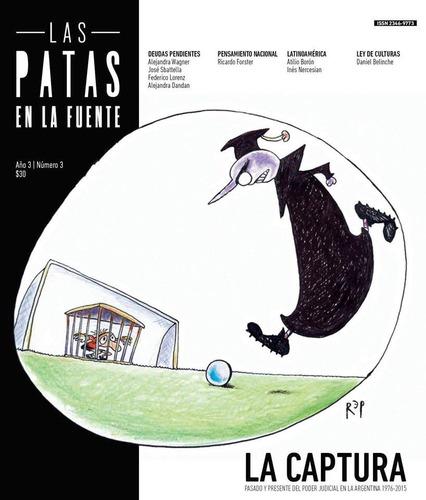 revista las patas en la fuente. nº 3 - 2015