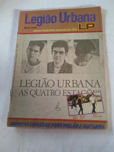 revista legiao urbana lp